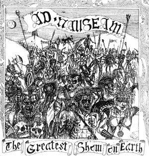 ad nauseam - greatest show on earth - ep - back