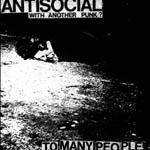 antisocial - with another punk ep