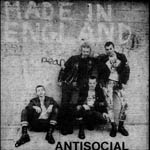 antisocial - made in england ep