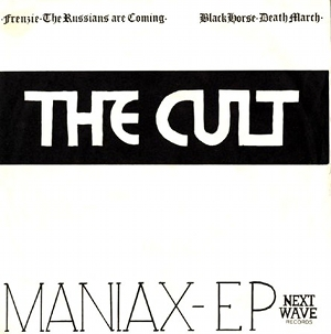 cult maniax s/t ep