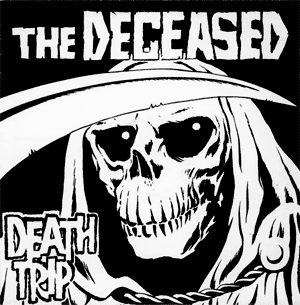 the deceased death trip 7 inch ep