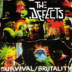 Defects - Survival/Brutality EP