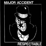 major accident - respectable - ep - front