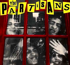 Partisans S/T LP