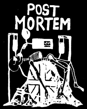 Post Mortem logo