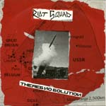 riot squad - there is no solution - ep - front