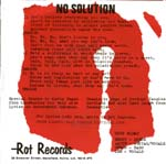 riot squad - there is no solution - ep - back