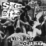 special duties - violent society ep - 1st version