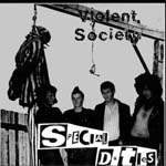 special duties - violent society ep - 2nd version