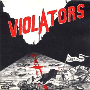 violators - summer of 81 ep
